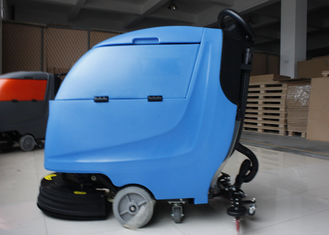 Descaling CIP Tile Floor Cleaner Machine With Intelligent Robot