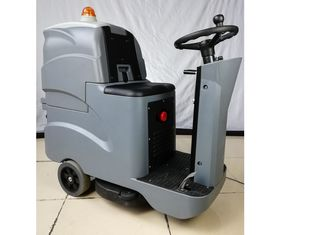 Dycon No Light Commercial Compact Automatic Floor Scrubber Machine For Trade Company